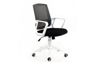 scaun-ergonomic-birou-blanca